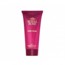 Krem do rąk royal rose 50ml. (róża + argan)